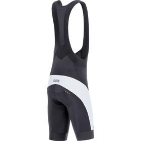 GORE WEAR C5 Bib Shorts Herr black/white